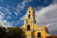 Church of Saint Francis of Assini,Trinidad, Cuba