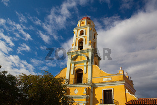 Church of Saint Francis of Assini,Trinidad, Cuba
