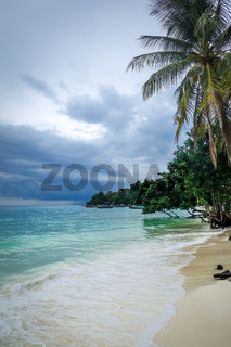 Tropical beach in Koh Lipe, Thailand