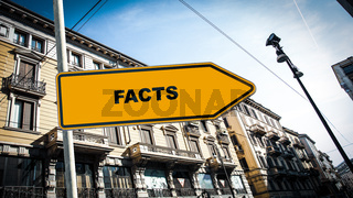 Street Sign to Facts