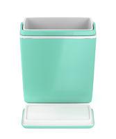 Empty handheld refrigerator