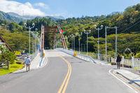 Panamonte bridge Boquete Panama