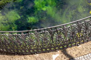 the Danube spring in Donaueschingen Germany