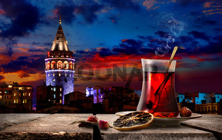 Tea and Tower