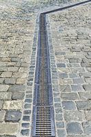 Entwaesserungsrinne | street gutter