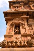 Natesa or Nataraja, southern niche, Brihadisvara Temple, Tanjore, Tamil Nadu