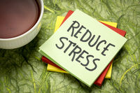 reduce stress reminder note