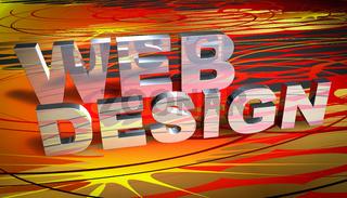 3D Model Web Design