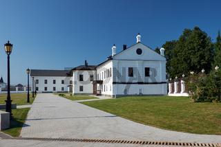 The building of the Spiritual Consistory. Tobolsk Kremlin. Tobolsk. Russia
