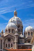 Marseille Cathedral is a Roman Catholic cathedral, France