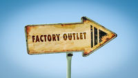 Street Sign FACTORY OUTLET
