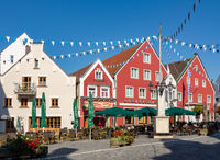 Historic old town of Abensberg