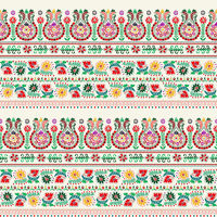 Hungarian embroidery pattern 11