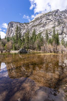 Mirror Lake Yosemite National Park