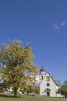 Kirche in Mieming in Tirol