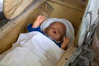 Baby doll crib