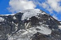 Gipfel Weissseespitze, Kaunertal, Ötztaler Alpen, Tirol, Österreich