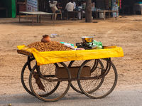 Trade in the cities of India