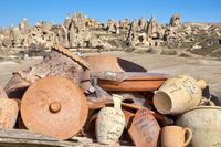 Pottery in Cappadocia