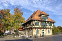 Historische Schlossmühle oder Obermühle, Burgsteinfurt