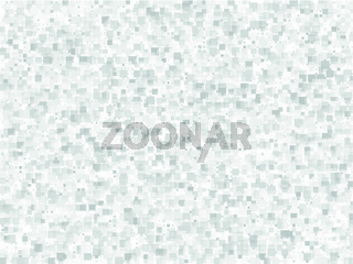 Geometric pattern with squares of different scale. Different shades of gray with transparency and overlap. Vector illustration