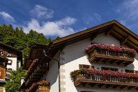 Haus in Südtirol, Italien, house in south tyrol, Italy