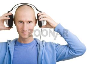 Abstand zum Ohr