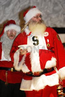 Weihnachtsmann beim Haferschleimessen, Gaellivare