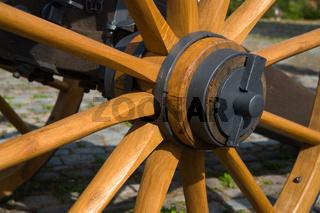 Holzrad
