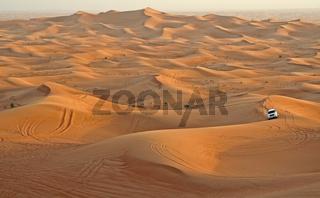 Wüste, Dünen, Vereinigte Arabische Emirate