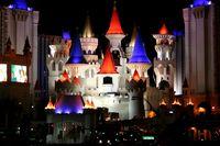 Excalibur Las Vegas Nevada USA