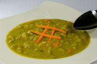 Erbsensuppe   Pea Soup