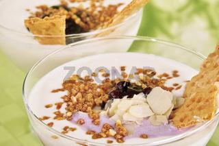 Joghurt Dessert