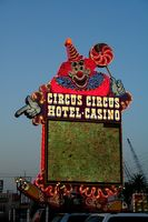 Circus Circus Las Vegas Nevada USA