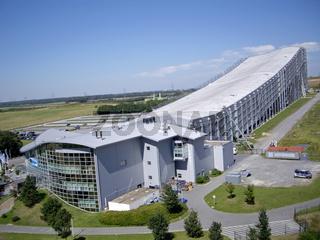 Skihalle Neuss Luftbild
