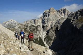 Sextner Dolomiten, Italien