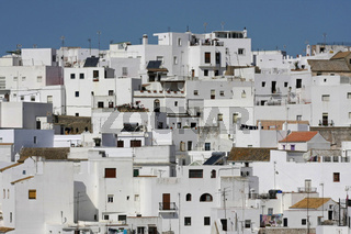 Weisses Vejer. Andalusien
