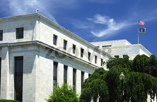 Fed, Zentralbank der USA, Washington D.C.