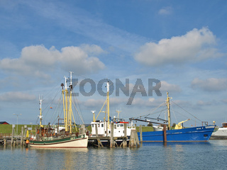 Binnenhafen Wyk auf Foehr