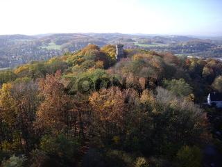 Helenenturm im Herbst