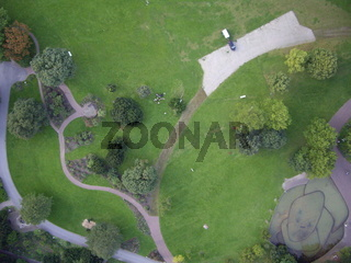 Luftbild Westfalenpark
