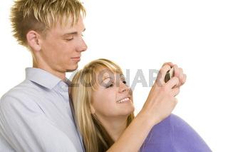 Digitalfoto anschauen