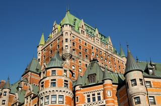 Hotel Fairmont Le Château Frontenac, Quebec