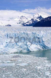 Perito Moreno Gletscher, Glacier, Patagonien, Patagonia, Lago Argentino