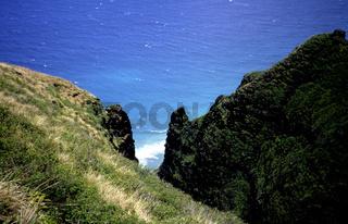 Na Pali Küste Kauai auf Hawaii (USA)