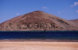 Le Goubet Vulkane, goubet volcanos, Djibouti, Afrika, Africa