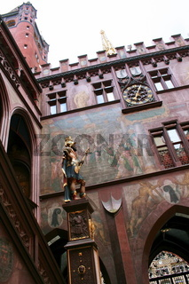 Rathaus-Basel-Schweiz