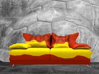 Spanisches Sofa