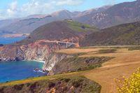 Westküste USA Kalifornien - Highway Nr 1
