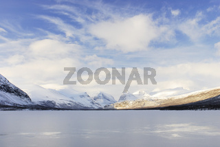 lake, see, lapland, lappland, sweden, schweden, swedish lapland